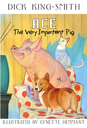 9780679819318: Ace: The Very Important Pig