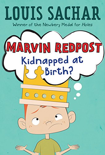 9780679819462: Kidnapped At Birth? (Marvin Redpost 1, paper)