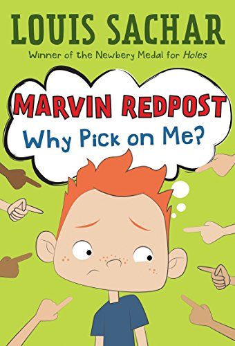 9780679819479: Why Pick On Me? (Marvin Redpost 2, paper)