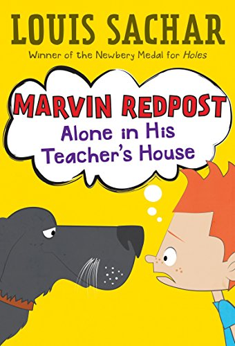 9780679819493: Alone in His Teacher's House (Marvin Redpost, No. 4)