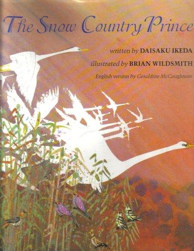 The Snow Country Prince: Ikeda, Daisaku