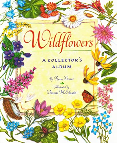 9780679819684: Wildflowers: A Collector's Album
