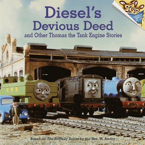 9780679819769: Diesel's Devious Deed and Other Thomas the Tank Engine Stories (Thomas & Friends) (Pictureback(R))