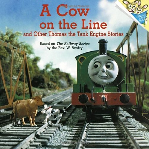 9780679819776: A Cow on the Line and Other Thomas the Tank Engine Stories (Thomas & Friends) (Pictureback(R))
