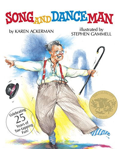 9780679819950: Song and Dance Man (Dragonfly Books)