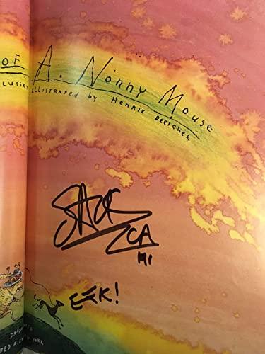 Poems of A. Nonny Mouse: Jack Prelutsky