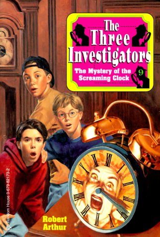 9780679821731: The Mystery of the Screaming Clock (Three Investigators)