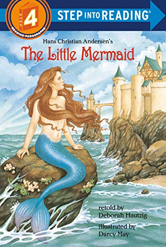 9780679822417: The Little Mermaid (Step into Reading, Step 4)
