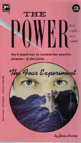 9780679822660: FEAR EXPERIMENT (Power)