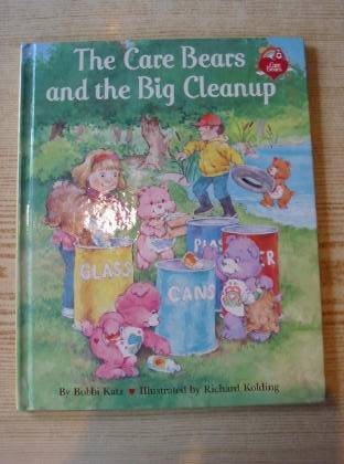 The Care Bears and the Big Cleanup: Katz, Bobbie