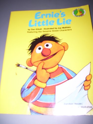 9780679824015: ERNIE'S LITTLE LIE (Sesame Street Start-To-Read Books)