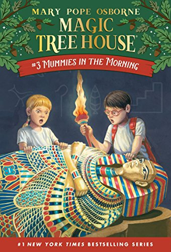 9780679824244: Mummies in the Morning (Magic Tree House, No. 3)