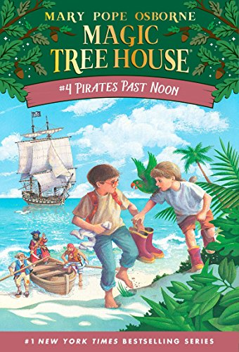 9780679824251: Pirates Past Noon (The magic tree house)