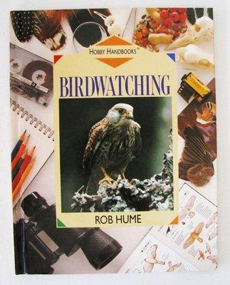 9780679826637: BIRDWATCHING (Hobby Handbooks)