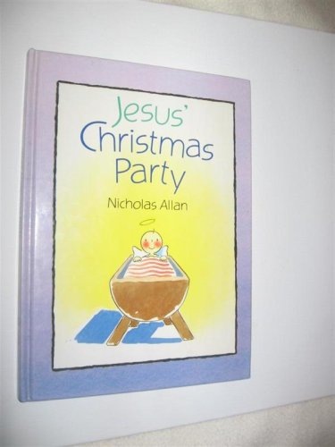 9780679826880: Jesus' Christmas Party