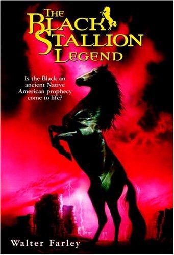 9780679826996: The Black Stallion Legend