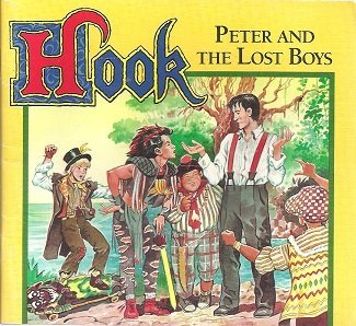 9780679827023: PETER AND THE LOST BOYS (Hook)