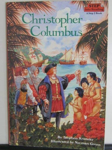 9780679827191: CHRISTOPHER COLUMBUS (STEP INTO READING, STEP 2)