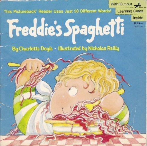 9780679827344: Freddie's Spaghetti