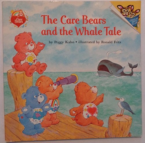 9780679827641: The Care Bears and the Whale Tale
