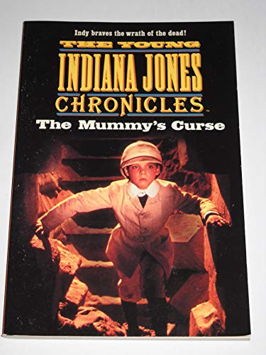 The Mummy's Curse Book (#TV-1) (The Young: Stine, Megan