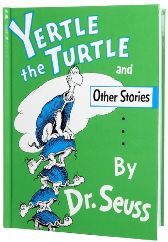 9780679828488: Yertle the Turtle and Other Stories