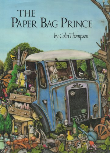 The Paper Bag Prince - FIRST EDITION -: Thompson, Colin