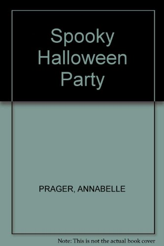 9780679830573: Spooky Halloween Party