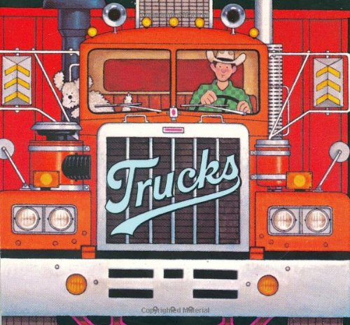 9780679830610: Trucks (A Chunky Book(R))