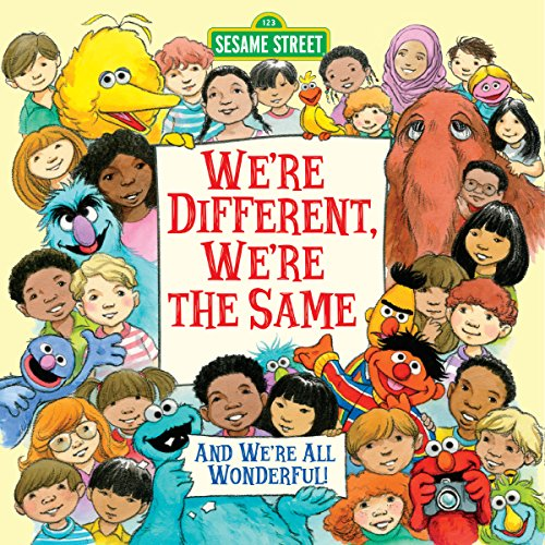 9780679832270: We're Different, We're the Same (Sesame Street) (Pictureback(R))