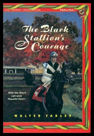9780679832317: The Black Stallion's Courage