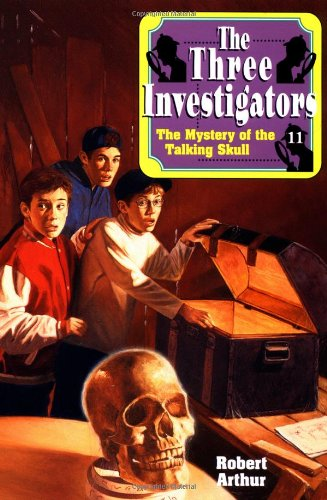 9780679832607: The Mystery of the Talking Skull (Three Investigators Classics,Book 11)