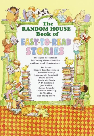 9780679834380: The Random House Book of Easy-to-Read Stories
