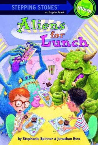 9780679834397: Aliens For Lunch (Stepping Stone, paper)