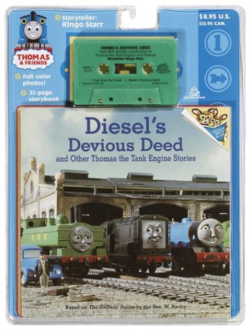 9780679834748: Diesel's Devious Deed and Other Thomas the Tank Engine Stories (Book and Cassette)