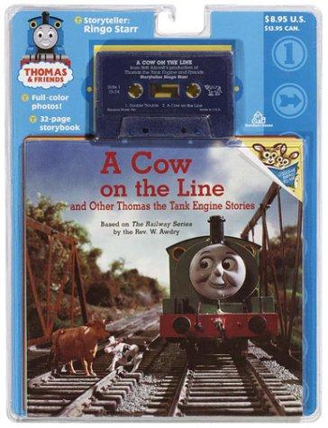 9780679834762: A Cow on the Line and Other Thomas the Tank Engine Stories (Thomas the Tank Engine & Friends)
