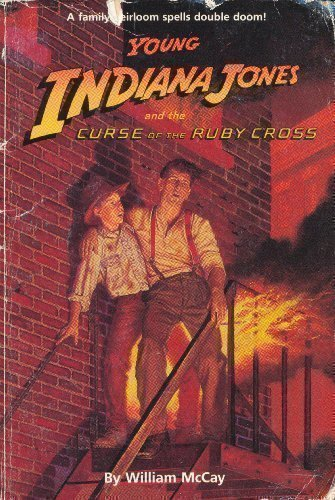 9780679834960: Young Indiana Jones and the Curse of the Ruby Cross