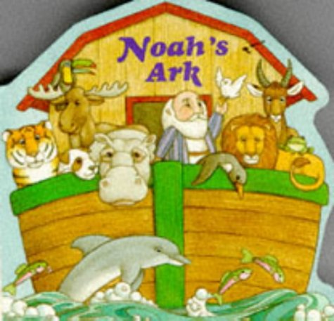 Noah's Ark (Board Book) (9780679836001) by Josephs, Mary