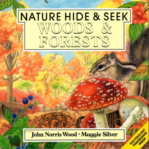 9780679836919: WOODS AND FORESTS NATURE HIDE (Nature Hide & Seek)