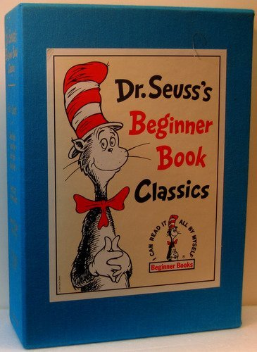 9780679838463: Dr. Seuss's Beginner Book Classics/Dr. Suess's Abc/Green Eggs and Ham/Cat in the Hat/One Fish Two Fish Red Fish Blue Fish/Fox in Socks