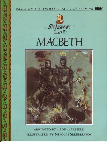 9780679838753: Macbeth (Shakespeare: The Animated Tales)
