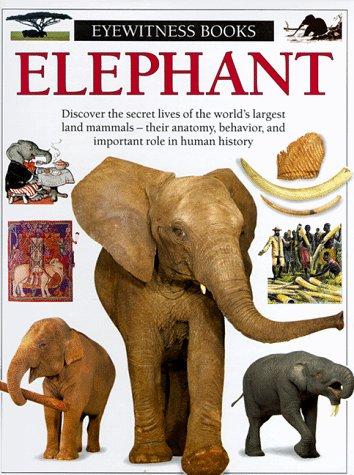 9780679838807: Elephant (Eyewitness Books)