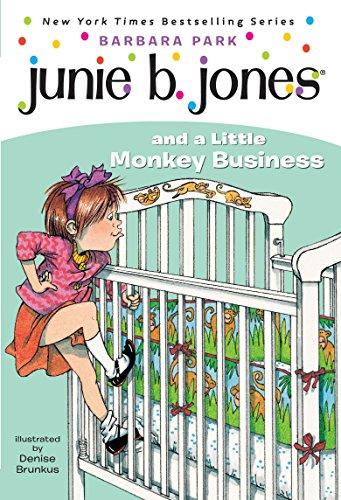 9780679838869: Junie B. Jones and a Little Monkey Business