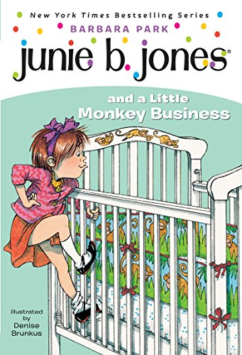 9780679838869: Junie B. Jones and a Little Monkey Business (Junie B. Jones, No. 2)