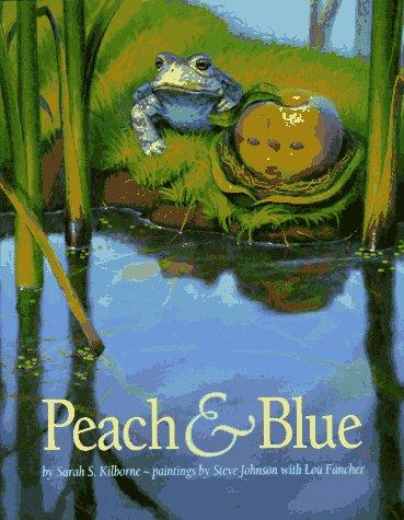 9780679839293: Peach and Blue