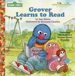 9780679839491: GROVER LEARNS TO READ (Sesame Street Start-To-Read)