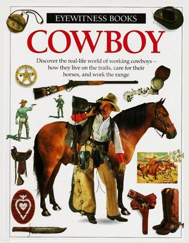 9780679840145: Cowboy (Eyewitness Books)