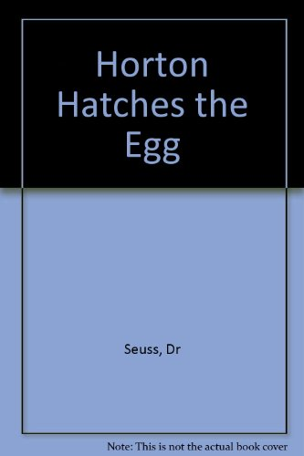 9780679841654: Horton Hatches the Egg