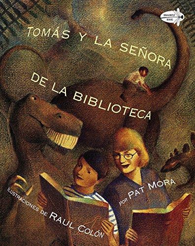 9780679841739: Tomas y La Señora de La Biblioteca