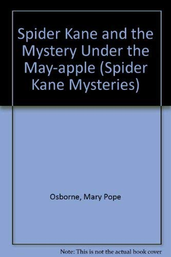 Spider Kane & Mystery Under Ma (0679841741) by Victoria Chess